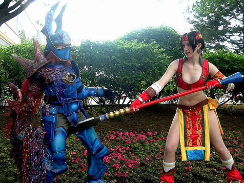 Soul Calibur Cosplay