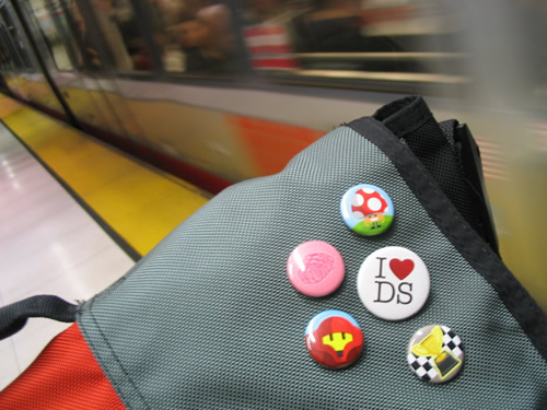 DS Buttons