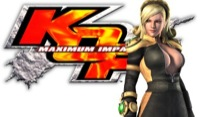 King of Fighters Maximum Impact 1 y 2