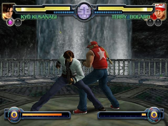 King of Fighters Maximum Impact