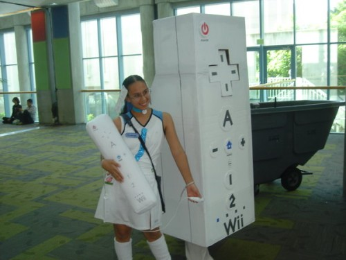 Wii Cosplay