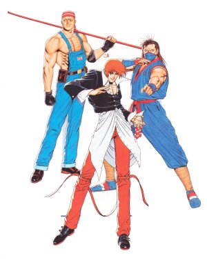 KOF '95 New Team
