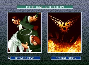 KOF '96 Collection