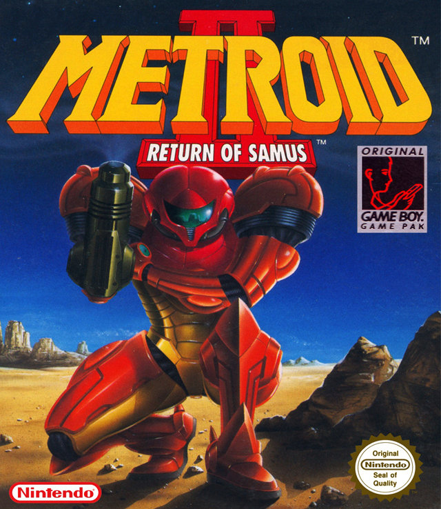 Metroid II: Return of Samus (GB)
