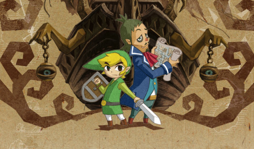 Legend of Zelda: Phantom Hourglass