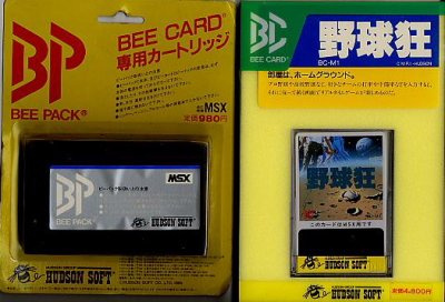 Bee Pack y Bee Card