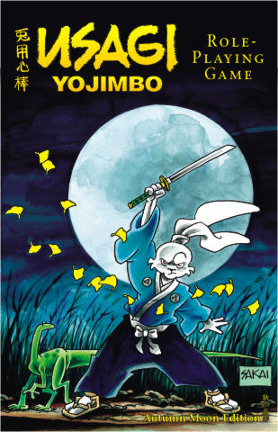 Usagi Yojimbo RPG