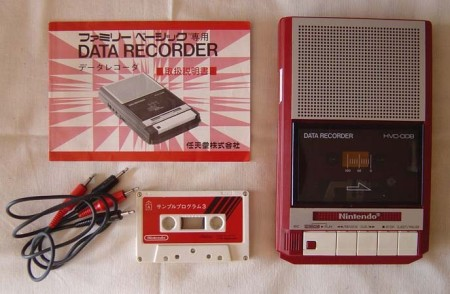 Famicom Data Recorder
