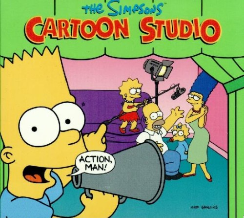 Simpson's Cartoon Studio