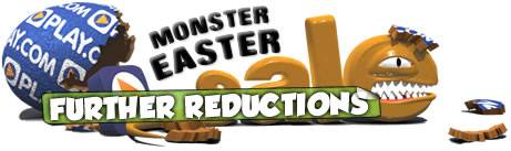 Play.com Easter Sale