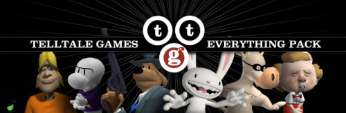 Telltale Games Everything Pack