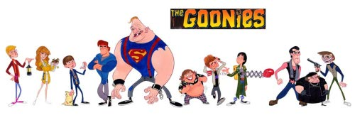 Goonies Cartoon