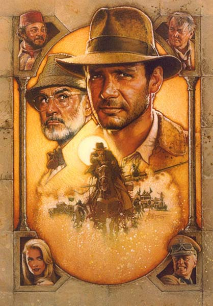 Póster de Indiana Jones