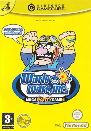Wario Ware Inc: Mega Party Game$