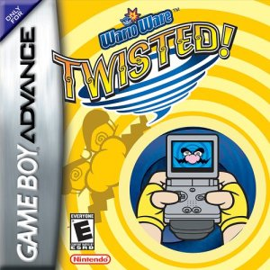 Wario Ware: Twisted!