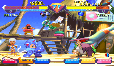 Pocket Fighters (1997)