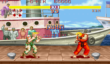 Street Fighter II (1991)