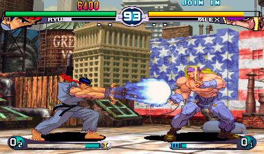 Street Fighter III: The New Generation (1997)