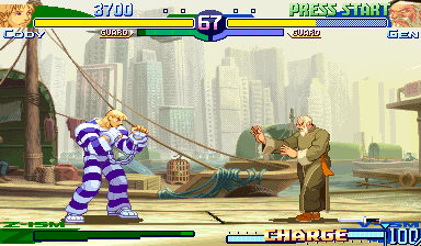 Street Fighter Alpha 3 (1998)