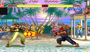 Super Street Fighter II X - Grand Master Challenge (1994)