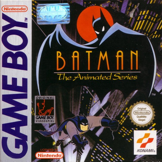 Batman: The Animated Series para Game Boy