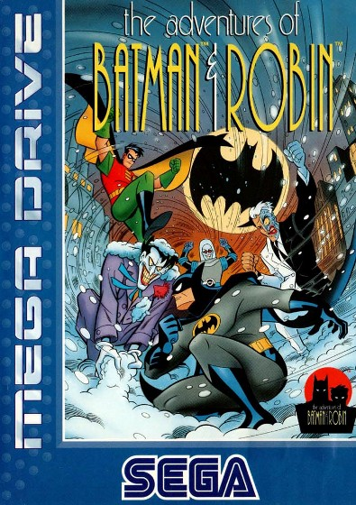 The Adventures of Batman & Robin para Mega Drive