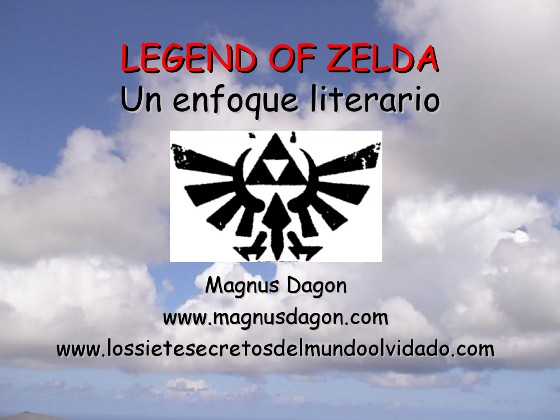 The Legend of Zelda, un enfoque literario