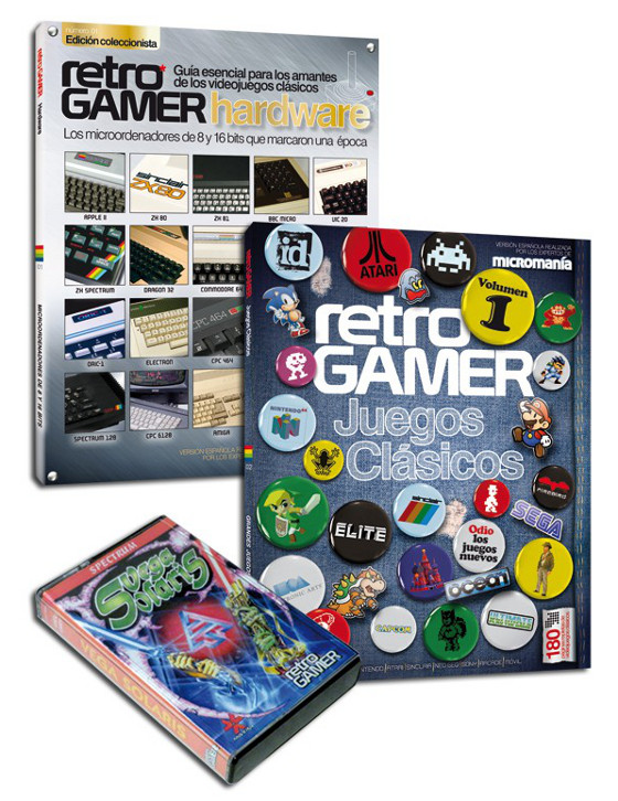 Pack RetroGamer