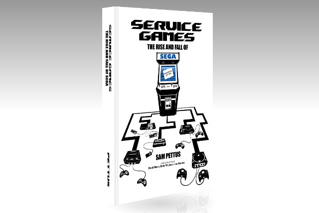 Service Games: The Rise and Fall of SEGA