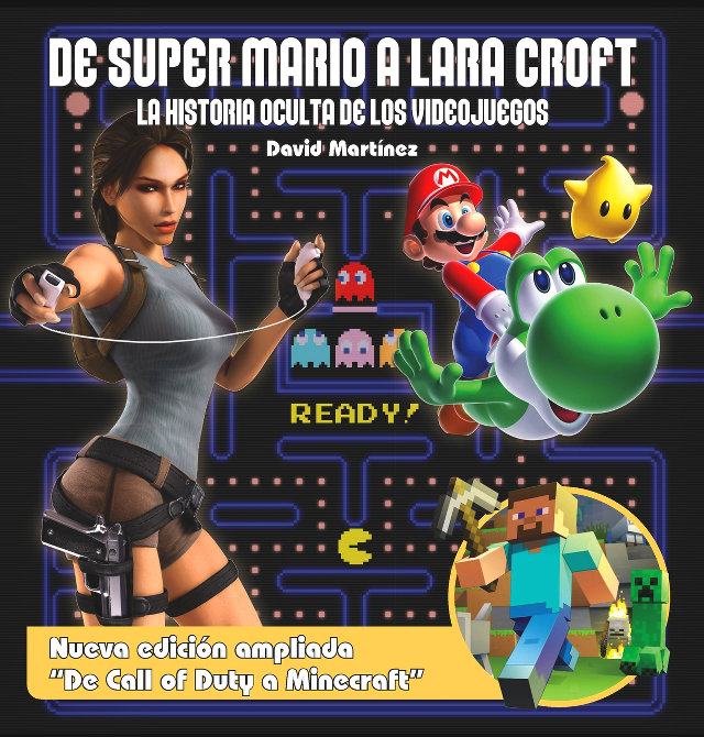 De Super Mario a Lara Croft