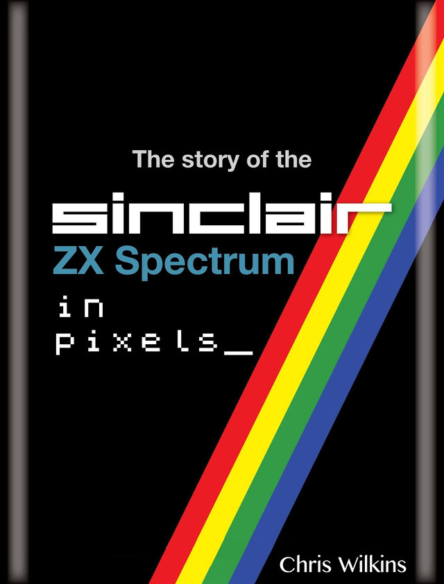 The story of the Sinclair ZX Spectrum in pixels (Volume I)